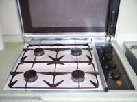 Gas hob, New World 4 rings, works perfectly