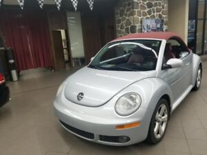 2009 Volkswagen New Beetle Convertible Highline/Convertible/ Aut