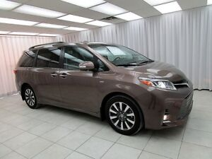 2018 Toyota Sienna NEW INVENTORY!! LIMITED AWD MINIVAN 7PASS