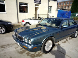 Stunning Jaguar XJ 3.2 V8 my own car, recon gearbox fitted superb condition
