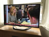 LG 42 inch full had smart led tv. EXCELLENT CONDITION £240 NO OFFERS.CAN DELIVER