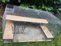 Rodent cages, just need them gone