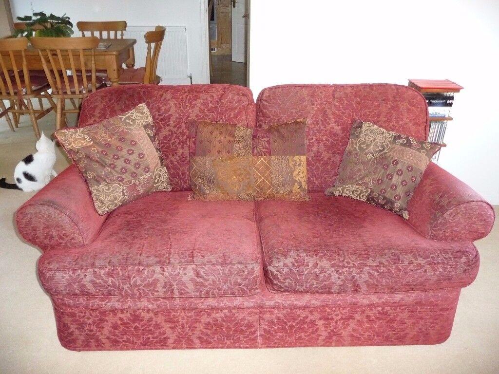 Sofas for Sale - 2 Seat & 2.5 Seat, Lymington