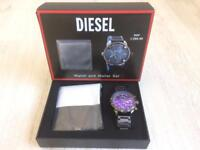 Men's Watches and wallets sets