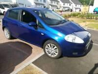 Cheap run around first car £30 tax fiat punto 2007 1.3 diesel