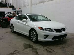 2014 Honda Accord Coupe EX-L W/ SUNROOF, LEATHER, SMART KEY