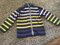 Mothercare fleece jacket 5-6