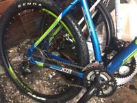 carrera hellcat ETD edition bike.