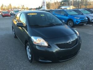 2012 Toyota Yaris Sedan ONLY $105 BIWEEKLY WITH $0 DOWN!