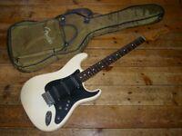 Fender JV Squier Jeff Beck Stratocaster 1982