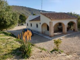 BARGAIN FOR SALE Beautiful Villa & optional Business opportunity in sunny Spain