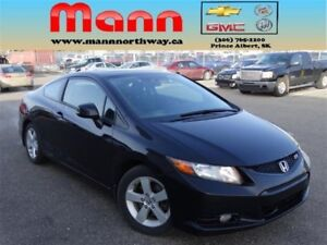2012 Honda Civic Coupe Si | PST paid, Manual, Navigation, Blueto