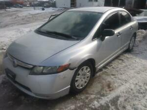 2006 Honda Civic just in for parts@PICnSAVE Woodstock ws4475