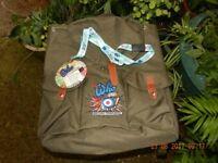 The WHO hits 50 Memorabilia Backpack