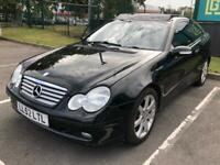 Mercedes c class auto 38000 mil one owner