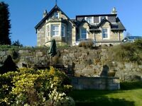 Full Time General Assistant ( Waitress & Housekeeping) Live In available Pitlochry -Scotland