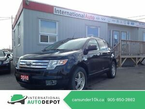 2010 Ford Edge SEL AWD / CRUISE / ALLOYS