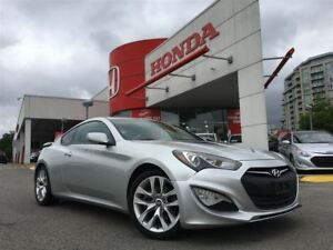 2013 Hyundai Genesis Coupe 2.0T Premium at - NAVI, LEATHER SEATS