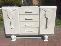 Vintage Sideboard shabby chic