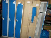 industrial lockers -gym