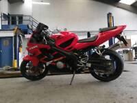 Honda CBR 600f4i fsi sport