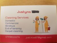 Cleaning and care services