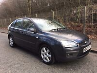 Ford Focus 1.6 Sport -- 2007 -- 12 Months MOT -- Full Service History -- Immaculate Condition