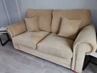 x2 Two Seater Sofas - £50 each