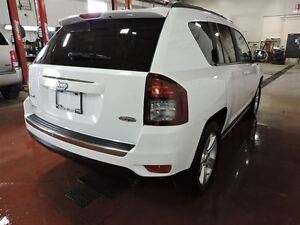 2015 Jeep Compass NORTH HIGH ALTITUDE CUIR TOIT West Island Greater Montréal image 7