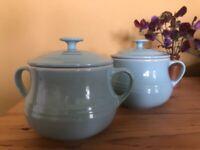 Le Creuset 'Poterie' Soup Bowls with Lids