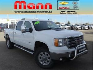 2013 GMC SIERRA 2500HD SLE | PST paid, Tow package, Bluetooth, C