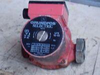 "Grundfos ""Selectric"" Domestic C.H. Circulating Pump"