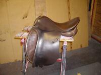 Leather Sandringham Saddlery GP saddle