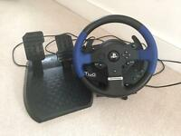 Thrustmaster T150 Force Feedback Wheel (PS4/PS3/PC DVD)