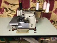 BROTHER 5/3 THREAD INDUSTRIAL SEWING MACHINE FOR SALE!!!!!!!!!!!!!!