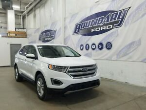 2018 Ford Edge SEL 2.0L Ecoboost