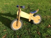 Kokua LIKEaBIKE mountain classic/ Children's wooden balance bike