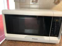Hotpoint Microwave Oven
