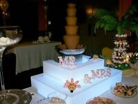 Chocolate Fountain-Northwest England Sparkles Special Occasions only £50.00 1st hour!!!