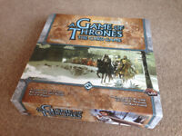 A Game of Thrones: The Card Game (Fantasy Flight Games) - Excellent condition board game / card game