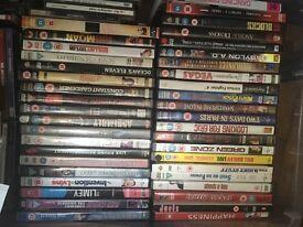 Bundle DVDs and CDs