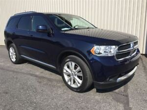 2012 Dodge Durango SXT +7 Places+