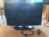 32 Inch Samsung Flat Screen TV - Like New - £75 OBO