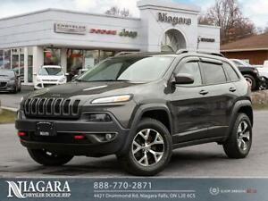 2016 Jeep Cherokee TOW GROUP | REMOTE START