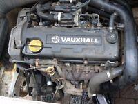 Vauxhall Combo 1.7 Engine