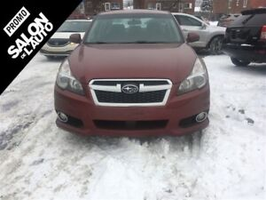 2014 Subaru Legacy 2.5i Touring Package, AWD, BANCS CHAUFFANTS,