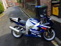 Suzuki gsxr1000 k1,very low miles......totally unmolested original bike,absolute bargain!