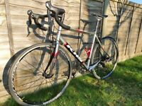 KHS Flite 500 Shimano 105 Road Bike Carbon & Aluminium 56cm Excellent Condition