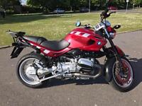 BMW R850R Classic. Only 17000 miles. FSH. Fantastic condition.