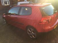 VW Golf low mileage 11 months mot